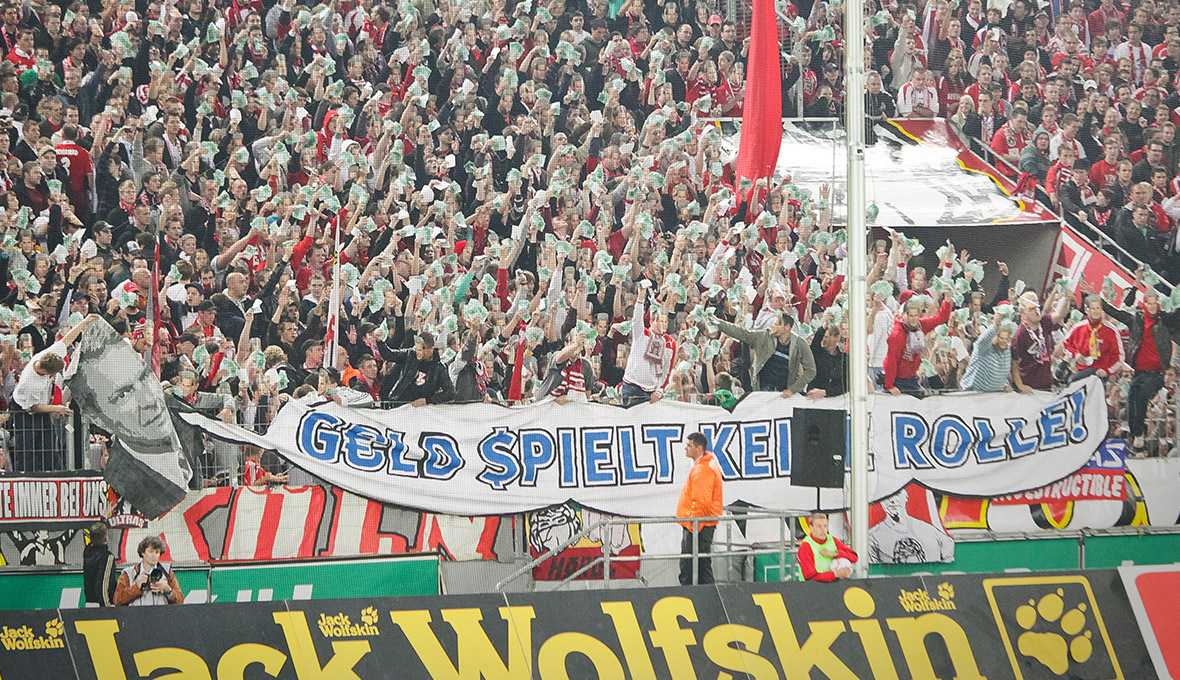 Hoffenheim, wie Hopp es leibt und lebt - Südkurve 1. FC Köln
