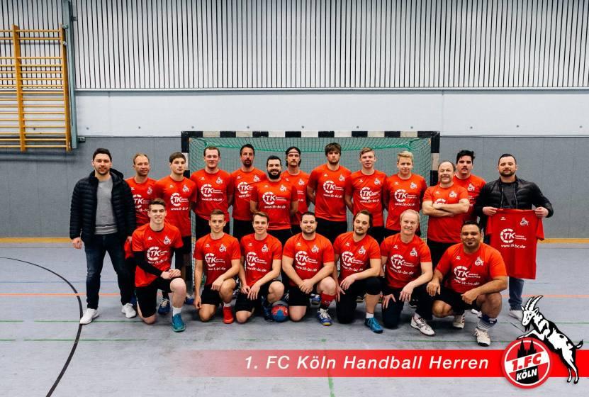 1 Fc Köln Handball Herren Südkurve 1 Fc Kölnsüdkurve 1 Fc Köln